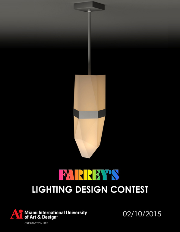... farreyu0027s lighting design contest  sc 1 st  Farreyu0027s & Farreyu0027s Lighting u0026 Bath Promotes Second Lighting Design Contest ...